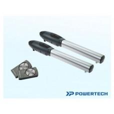 Elektromechaninė pavara POWERTECH 320 iki 250 kg.(MINI komplektas,su mechaniniais stabdžiais)