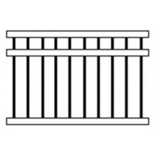Modulinės tvoros segmentas -  TTD