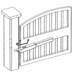 Varstomų vartų automatika